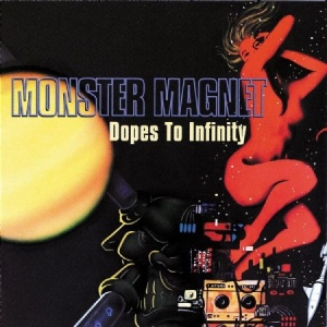 Monster Magnet - Dopes To Infinity (2Cd) i gruppen CD / Rock hos Bengans Skivbutik AB (1731189)