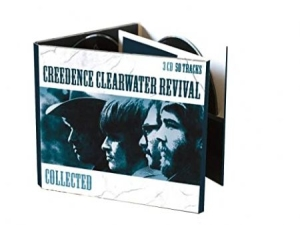 Creedence Clearwater Revival - Collected (3Cd) i gruppen CD / Rock hos Bengans Skivbutik AB (1771550)