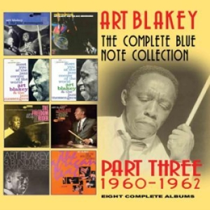 Art Blakey - Complete Blue Note Collection 1960 i gruppen CD / Jazz/Blues hos Bengans Skivbutik AB (1792892)