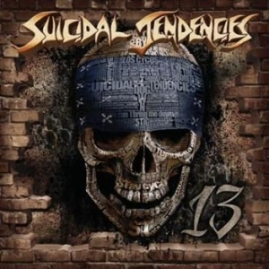 Suicidal Tendencies - 13 i gruppen CD / Rock hos Bengans Skivbutik AB (1796792)