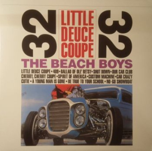 Beach Boys - Little Deuce Coupe i gruppen VINYL / Pop hos Bengans Skivbutik AB (1797923)