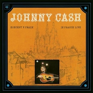 Cash Johnny - Koncert V Praze (In Prague- Live) i gruppen Minishops / Johnny Cash hos Bengans Skivbutik AB (1800701)