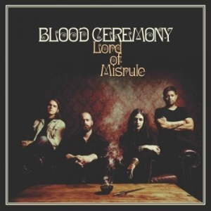 Blood Ceremony - Lord Of Misrule i gruppen CD / CD Hårdrock hos Bengans Skivbutik AB (1837321)