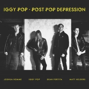 Iggy Pop - Post Pop Depression i gruppen CD / Pop hos Bengans Skivbutik AB (1837773)