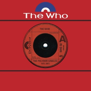 The Who - Polydor Singles Box (15X7
