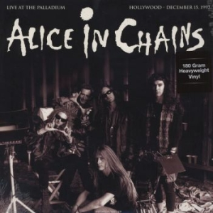 Alice In Chains - Live At The Palladium Hollywood '92 i gruppen Julspecial19 hos Bengans Skivbutik AB (1840609)