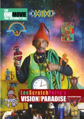 Lee Perry - Lee Scratch Perry's Vision Of Parad i gruppen ÖVRIGT / Musik-DVD & Bluray hos Bengans Skivbutik AB (1842376)