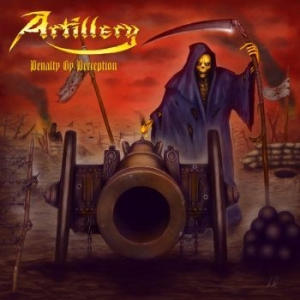 Artillery - Penalty By Perception (Limited Firs i gruppen CD / Hårdrock/ Heavy metal hos Bengans Skivbutik AB (1878469)