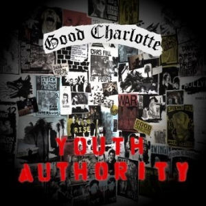 Good Charlotte - Youth Authority i gruppen CD / CD Punk hos Bengans Skivbutik AB (1913052)