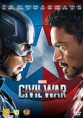 Captain America: Civil War i gruppen ÖVRIGT / Film Disney Star Wars Marvel hos Bengans Skivbutik AB (1925289)