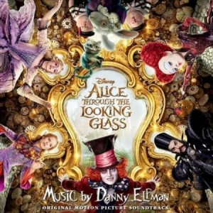 Danny Elfman - Alice Through The Looking Glass (Os i gruppen CD / Nyheter / Pop hos Bengans Skivbutik AB (1949752)