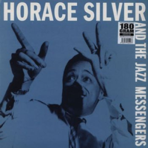 Horace Silver - And The Jazz Messengers (180G.) i gruppen VINYL / Jazz/Blues hos Bengans Skivbutik AB (1951652)
