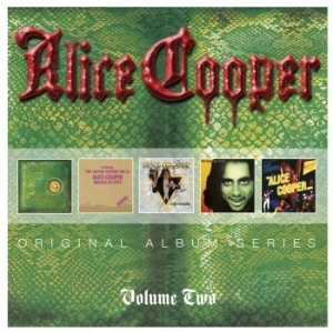 Alice Cooper - Original Album Version Vol. 2 i gruppen Minishops / Alice Cooper hos Bengans Skivbutik AB (1954067)
