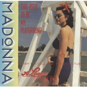 Madonna - This Used To Be My Playground i gruppen BF2019 hos Bengans Skivbutik AB (1959607)