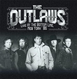 Outlaws - Live At The Bottom Line 1986 i gruppen CD / Country hos Bengans Skivbutik AB (1960680)