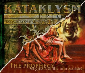 Kataklysm - The Prophecy / Epic i gruppen CD / Hårdrock/ Heavy metal hos Bengans Skivbutik AB (1968452)