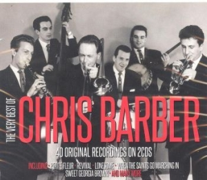 Barber Chris - The Very Best Of i gruppen CD / Jazz/Blues hos Bengans Skivbutik AB (1994753)