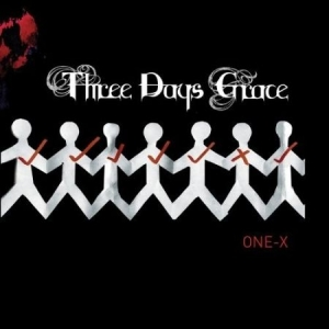 Three Days Grace - One-X i gruppen VINYL / Pop hos Bengans Skivbutik AB (2025594)