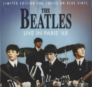 Beatles - Live In Paris  65 i gruppen VINYL / Pop hos Bengans Skivbutik AB (2025988)