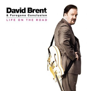 Brent David - Life On The Road (2Lp) i gruppen VINYL / Nyheter / Hårdrock/ Heavy metal hos Bengans Skivbutik AB (2045194)