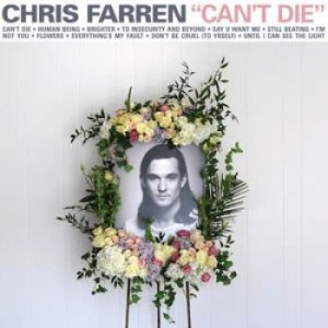 Chris Farren - Can't Die i gruppen CD / Rock hos Bengans Skivbutik AB (2055100)