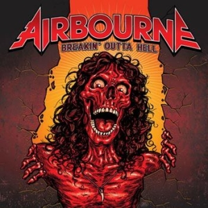 Airbourne - Breakin' Outta Hell i gruppen CD / Country hos Bengans Skivbutik AB (2056354)