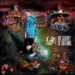 Korn - The Serenity Of Suffering(Delu i gruppen CD / Hårdrock/ Heavy metal hos Bengans Skivbutik AB (2060563)