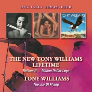 Tony Williams - Believe It/Million D.Legs/Joy Of Fl i gruppen Julspecial19 hos Bengans Skivbutik AB (2060894)