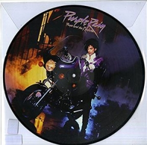 Prince And The Revolution - Purple Rain (Ltd. Pic Disc) i gruppen VINYL / Kommande / RNB, Disco & Soul hos Bengans Skivbutik AB (2062264)