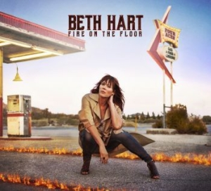 Beth Hart - Fire On The Floor i gruppen CD / Jazz/Blues hos Bengans Skivbutik AB (2070788)