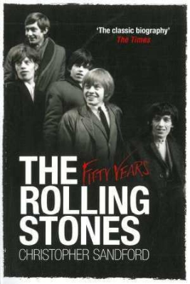 Rolling Stones: Fifty Years i gruppen Minishops / Rolling Stones hos Bengans Skivbutik AB (2094315)