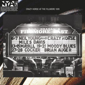 Neil Young & Crazy Horse - Live at the Fillmore East i gruppen Minishops / Neil Young hos Bengans Skivbutik AB (2096060)
