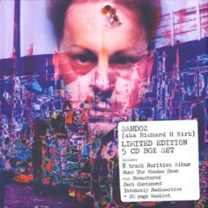 Sandoz - #9294 (Collected Works 1992-1994) i gruppen CD / Nyheter / Dans/Techno hos Bengans Skivbutik AB (2107939)