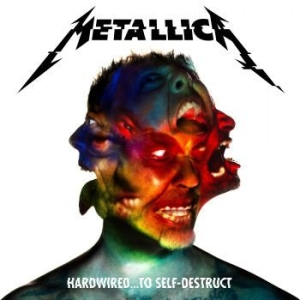 Metallica - Hardwired... To Self-Destruct (2Cd) i gruppen CD / CD Hårdrock hos Bengans Skivbutik AB (2112578)