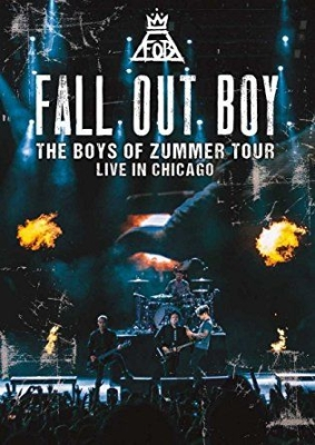Fall Out Boy - Boyz Of Summer - Live In Chicago (D i gruppen ÖVRIGT / Musik-DVD & Bluray hos Bengans Skivbutik AB (2116080)