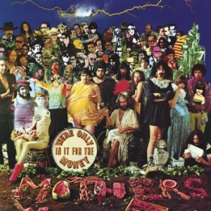 Frank Zappa - We're Only In It For The Money (Lp) i gruppen VINYL / Pop hos Bengans Skivbutik AB (2167944)