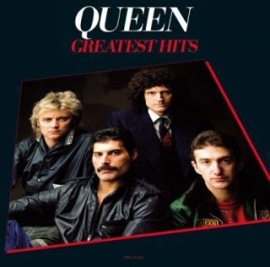 Queen - Greatest Hits (2Lp) i gruppen Minishops / Queen hos Bengans Skivbutik AB (2239289)
