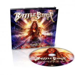 Battle Beast - Bringer Of Pain i gruppen CD / Hårdrock/ Heavy metal hos Bengans Skivbutik AB (2253674)