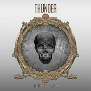 Thunder - Rip It Up i gruppen CD / Kommande / Hårdrock/ Heavy metal hos Bengans Skivbutik AB (2257735)