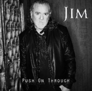 Jidhed Jim - Push On Through i gruppen CD / Hårdrock/ Heavy metal hos Bengans Skivbutik AB (2259976)