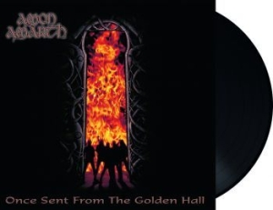 Amon Amarth - Once Sent From The Golden Hall(Blac i gruppen Minishops / Amon Amarth hos Bengans Skivbutik AB (2290825)