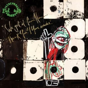 A Tribe Called Quest - We Got It From Here... Thank You 4 i gruppen Kampanjer / Årets Album 2017 / Mojo hos Bengans Skivbutik AB (2298541)