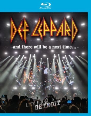 Def Leppard - And There Will Be A Next Time - Liv i gruppen MUSIK / Musik Blu-Ray / Kommande / Rock hos Bengans Skivbutik AB (2300176)