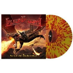 Bloodbound - War Of Dragons (Gtf Clear Yellow Re i gruppen VINYL / Hårdrock/ Heavy metal hos Bengans Skivbutik AB (2300673)