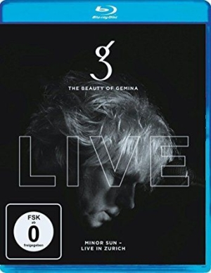 Beauty Of Gemina - Minor Sun - Live i gruppen MUSIK / Musik Blu-Ray / Rock hos Bengans Skivbutik AB (2392837)