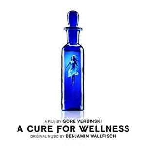 Benjamin Wallfisch - A Cure For Wellness (Original i gruppen CD / Film/Musikal hos Bengans Skivbutik AB (2393324)
