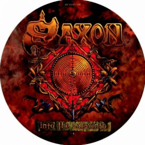 Saxon - Into The Labyrinth - Pic.Disc i gruppen Kampanjer / Record Store Day hos Bengans Skivbutik AB (2429468)