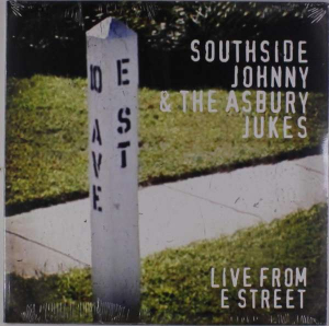 Southside Johnny & The Asbury Jukes - Live From E Street i gruppen VINYL / Kommande / Pop hos Bengans Skivbutik AB (2429480)
