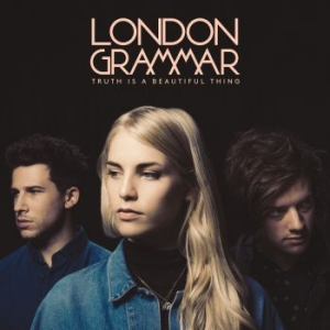 London Grammar - Truth Is A Beautiful Thing i gruppen Minishops / London Grammar hos Bengans Skivbutik AB (2433312)