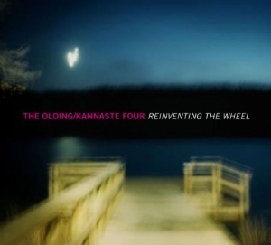Olding/Kannaste Four - Reinventing The Wheel i gruppen CD / Jazz/Blues hos Bengans Skivbutik AB (2437252)